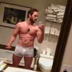 Chris Pratt Shows Conan the Body Work He Did for 'Zero Dark Thirty': VIDEO