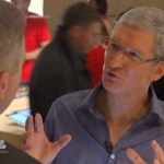 Apple CEO Tim Cook's First TV Interview: VIDEO