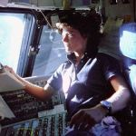Lunar Impact Site Named for Astronaut Sally Ride