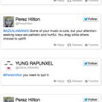 Azealia Banks Calls Perez Hilton A 'Faggot,' 'Worse Than A Girl'