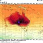 Australia is Getting So Hot the Government Was Forced to Add a Color to Its Heat Maps