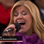 Kelly Clarkson, Beyoncé Perform at Inauguration: VIDEOS