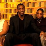 Denver Nuggets Star Kenneth Faried and His Two Moms Speak Out for Civil Unions in Colorado: VIDEO