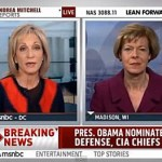 Senator Tammy Baldwin on Hagel: 'I Want to See If His Apology is Sincere and Sufficient' – VIDEO