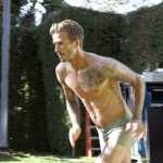 'Daily Mail' Raises Questions About David Beckham's Package: PHOTO