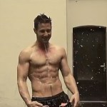 Hot Dude Gets Hit by Slo-Mo Water Balloons: VIDEO