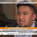 Manti Te'o Hoaxer Ronaiah Tuiasosopo to Dr. Phil: I'm Gay, Confused – VIDEO
