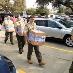 Gay Scouts, Allies Deliver 1.4 Million Signatures to Boy Scouts Headquarters Calling for End to Gay Ban: VIDEO