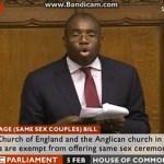 Let's All Watch UK MP David Lammy Blow Anti-Gay Bigotry Away: 'Separate But Equal is a Fraud!' – VIDEO