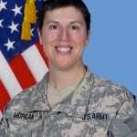 Cancer-Stricken Lesbian Soldier Charlie Morgan Succumbs To Disease