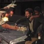 Beefcake Zombie Attacks Bradley Cooper: VIDEO