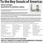 FRC, Hate Groups Run 'USA Today' Ad Urging Boy Scouts to Keep Anti-Gay Policies in Place: VIDEO