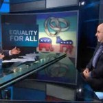 Thomas Roberts Speaks to Freedom to Marry's Evan Wolfson About Marriage Equality Ad Campaign: VIDEO