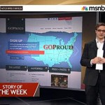 MSNBC's Chris Hayes Rejects Invite to Speak at CPAC Because They Discriminate Against GOProud, Gays: VIDEO