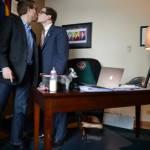 'Denver Post' Surveys Readers on Decision to Run Photo of Gay House Speaker Kissing Partner After Civil Union Bill Passage