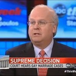 Karl Rove: 'I Could' Imagine a 2016 GOP Presidential Candidate Saying 'I am For Gay Marriage – VIDEO