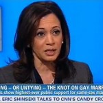 Atty General Kamala Harris: '50,000 Children in California…are Asking, Why Can't My Parents Be Married Too?' – VIDEO