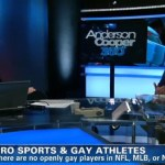 Anderson Cooper Talks to Brendon Ayanbadejo About the '4 Players', Being an Ally, the 'F' Word, and His Sexuality: VIDEO