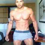 Brendon Ayanbadejo's Bod, Workout Regimen: PHOTO