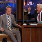 Jay Leno Nails Andy Cohen's Ass: VIDEO