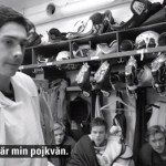 Pro-Gay Swedish Mobile Ad Features Hockey Team Accepting a Player's Boyfriend: VIDEO