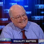 Anti-Gay Catholic Blowhard Bill Donohue: Marriage is 'Not About Love': VIDEO
