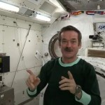 Astronaut Chris Hadfield Puts on His 'Space Jammies', Shows How They Sleep at the ISS: VIDEO