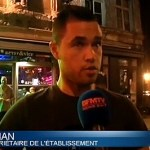 Gay Bar Attacked Amid Marriage-Related Homophobic Violence in France: VIDEO