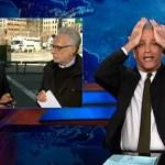 Jon Stewart Lambasts CNN's 'Exclusive' Boston Bomber Reporting: VIDEO