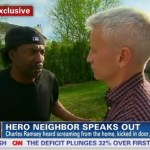 Anderson Cooper Interviews Cleveland Kidnapping Rescuer Charles Ramsey: VIDEO