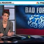 Rachel Maddow Digs in to the IRS Tangle with Partisan Politics: VIDEO