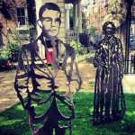 New Sculpture of Alan Turing on Display: PHOTO