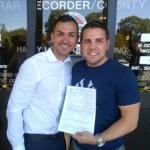 Prop. 8 Plaintiffs Paul Katami And Jeff Zarillo Marry At LA City Hall: VIDEO, PHOTOS