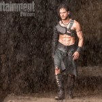 'Game of Thrones' Actor Kit Harington is All Abs as a Slave-Turned-Gladiator in 'Pompeii': PHOTO