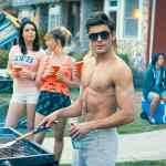 Shirtless Zac Efron Handles His Meat: PHOTO