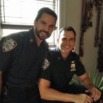Manny Perez and Cheyenne Jackson are New York's Finest Cop Couple in 'Love is Strange': Exclusive Photo