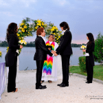 Romanian Gay Couple's Wedding Ceremony Becomes Country's First Televised Same-Sex Marriage