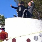 Gay Couple Marries in Rose Parade: VIDEO