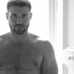 Ben Cohen is Shirtless and Steamy in New 'Attitude' Photo Shoot: VIDEO