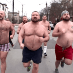Bear Spoof Of GoDaddy's Bodybuilder Ad: VIDEO
