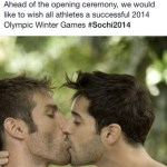 Lotus Apologizes for Posting Pro-Gay Tweet Featuring Photo of Two Men Kissing