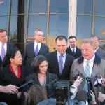U.S. District Judge Hears Arguments on Texas Gay Marriage Ban, Doesn't Rule