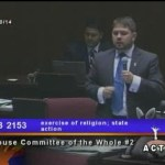 Watch LIVE: Arizona House Debates Bill Allowing Businesses to Refuse Service to Gays