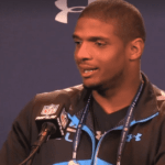 Michael Sam Holds First Press Conference, Says He Wants To Be Seen As 'Michael Sam The Football Player': Video