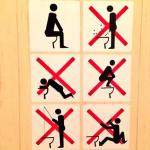 Canadian Snowboarder Draws Attention to Bizarre Bathroom Rules at Sochi