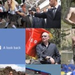 It's Vladimir Putin's Facebook 'Look Back' Video: WATCH