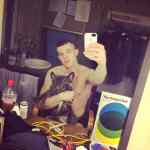 Shirtless Russell Tovey Holds Another Guy on His Lap: PHOTO