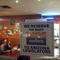 Owners Of Arizona Pizzeria Flex Their Rights