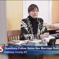 Federal Judge Puts Three Week Hold on Kentucky Gay Marriage Recognition Ruling: VIDEO
