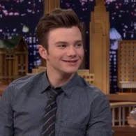 Chris Colfer Talks Sleep-Shopping, Hillary Clinton And Plays Charades On 'Tonight Show' – VIDEOS
